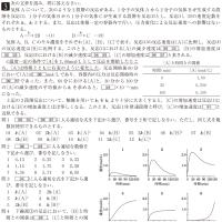 慶応大学・薬学部・化学 3