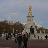 ロンドン バッキンガム宮殿 4