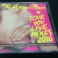 The Rolling Stones/Love You Live Mixes 2016