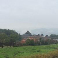二十数年ぶりの吉野ヶ里遺跡