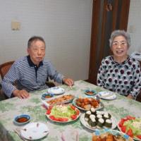 おじいさんの 誕生日