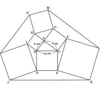 灘中の算数でブリコラージュ 2017入試 エレガントな図形問題