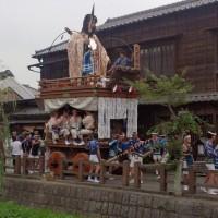佐原夏祭り2016ーその5(浜宿の山車)