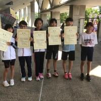 6月4日 富山市小学生陸上競技交流大会