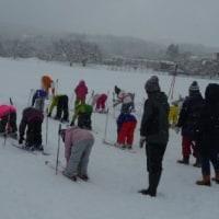 1年生スキー