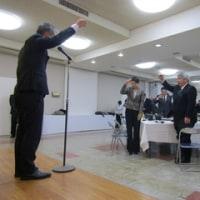 平成29年建設関連企業合同賀詞交歓会の開催(吾妻支部)