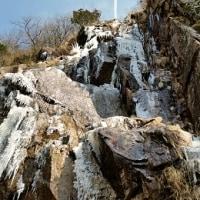 氷瀑を見に行く