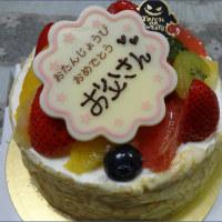 ケーキが~ ・・・ やばいかも (~_~;)