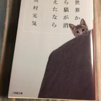 つながり読書103 「世界から猫が消えたなら」 川村元気