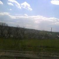 Chernovtsy from bus