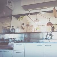 キッチン大掃除と美味しいもの