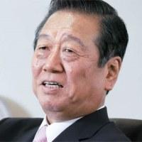 破滅に向かう安倍首相と台頭する小沢一郎代表!