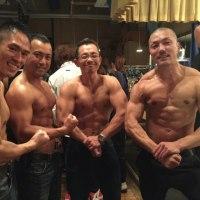 奈良での筋肉祭り
