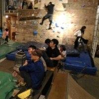 今日もキッズがワチャワチャ #アクションパーク米沢 #鷹山ウォール