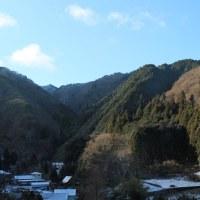 2017.2.19 赤滝 東條山 千早峠 ブンタ谷