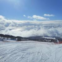炊屋スキー場開幕・・・リゾートイン猪苗代・・・