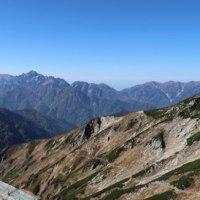 唐松岳登山 (2,696m 長野県北安曇郡白馬村・富山県黒部市)(2)
