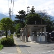 松川町のマンホール蓋