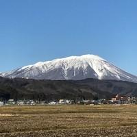 2463)岩手彷徨 滝沢市(新しい岩手山)