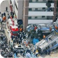 ◯福知山電車脱線事故メモリアル・・・・・・・12年前 「光陰矢の如し」  合掌
