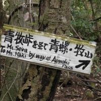 龍門~青牧峠~青螺山~見返峠