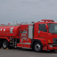 小牧市消防本部 東支署 大型水槽車
