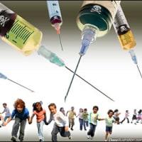ワクチンにガンや自閉症を発症させる物質が混入!