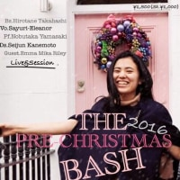 Tonight!! Dec.10th.Live&Session @Fontana