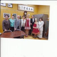 9月に長野国際親善クラブを再結成から・・・・!
