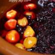 菜種採りと梅の収穫