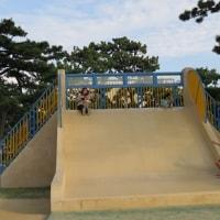 浜寺公園10月12日