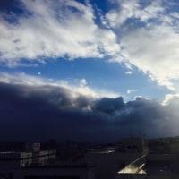 不思議な天気
