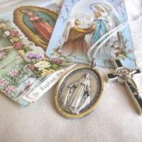 幸運感度を高める天使のアロマとメダイ