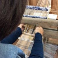 糸から紡ぐ芭蕉布ワークショップ