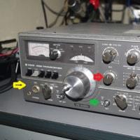 短波無線機の改造