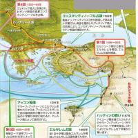 世界史(十字軍の遠征)