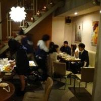 新歓食事会@Le Cafe RETRO