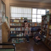 図書室ボランティア清掃