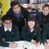 学校スタッフさん来社 Wainuiomata High School (ニュージーランド)