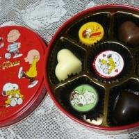 クリスマスローズ&チョコ