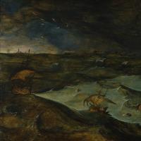 ブリューゲル(14) ‐ 美術史美術館(33)