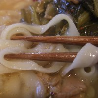 『西安料理 刀削麺園』 東銀座