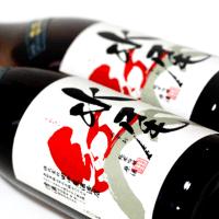 ◆日本酒◆長野県・田中屋酒造店 水尾 純米吟醸無濾過生原酒 紅(くれない)