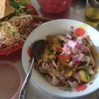 Mi Quang ダナンの名物麺④