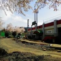 岩泉道の駅が復興。