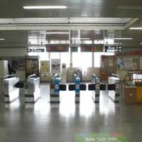 東海道本線 彦根駅!