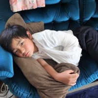 「7歳児の抵抗」