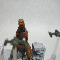 S.H.MonsterArts ゴジラ(2016)第2形態&第3形態