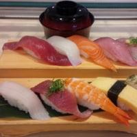 沼津魚がし鮨 流れ鮨 静岡鳥坂店のランチ