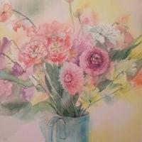 いろいろな種類の花